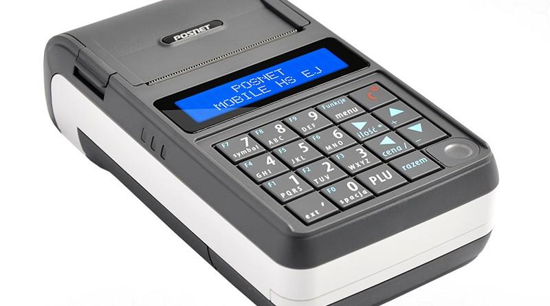 Posnet Mobile HS EJ - mobilna kasa fiskalna