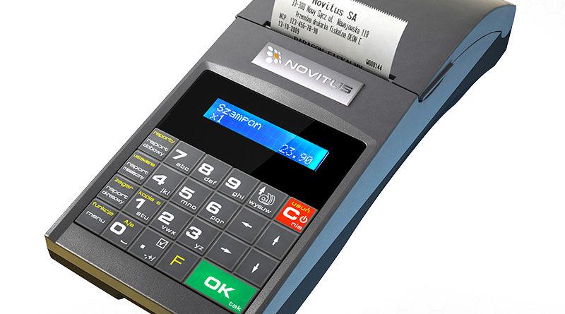 Informacje o mobilnych drukarkach fiskalnych