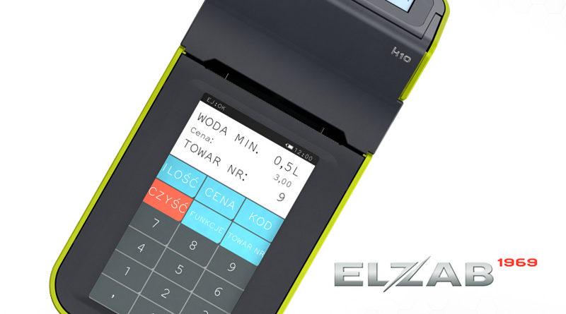 Kasy fiskalne produkowane przez Elzab