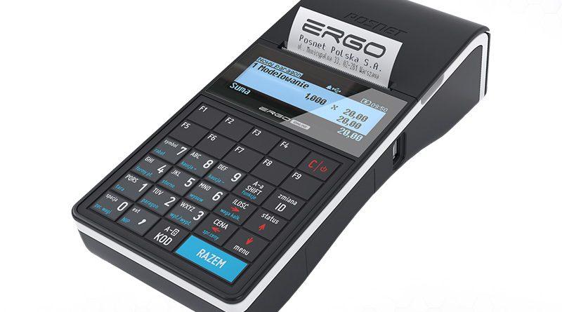 Mobilna kasa fiskalna Posnet Ergo Online